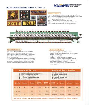 MIX-HT-A9620/450-650-850 TSM LPS HO TH NL C3