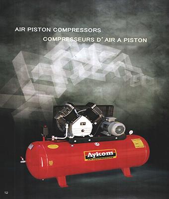 AIR PISTON COMPRESSORS
